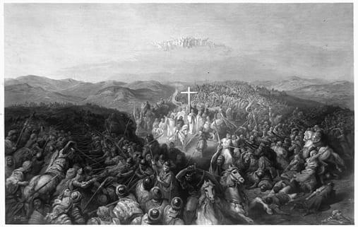 Sjalot - Slag om Ashkalon