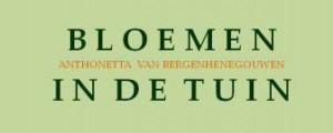 Bloemen In de tuin logo