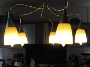 LED-lampen uitstekende lampen