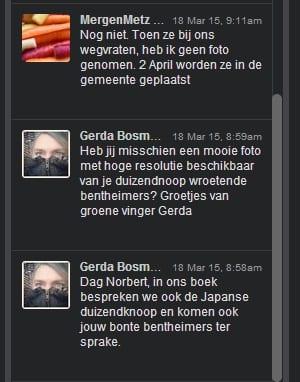 Tweets met Gerda