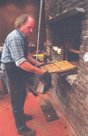 Eten uit de Buurt - bakker bakt