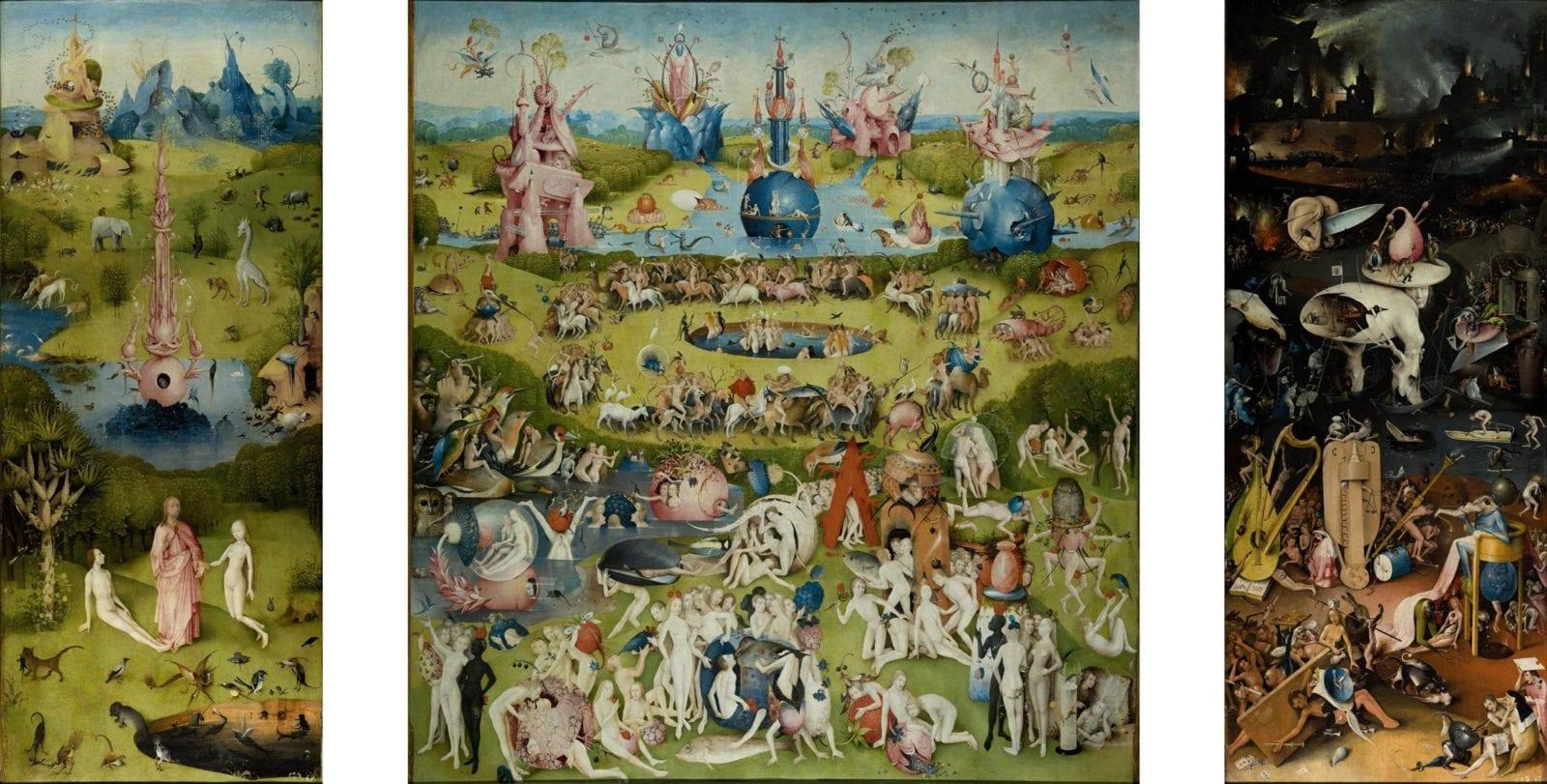 Het Jaar van de - Bosch - De Tuin der Lusten