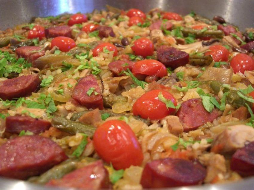 authenticiteit-volgens-onno-kleyn-paella-con-chorizo-gerecht