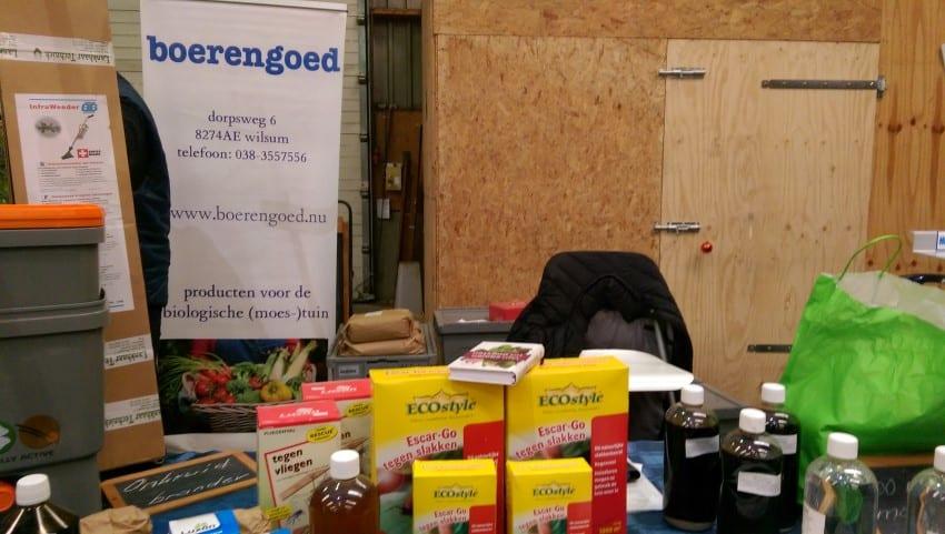 Groenmoesmarkt 2017 – Boerengoed is goed