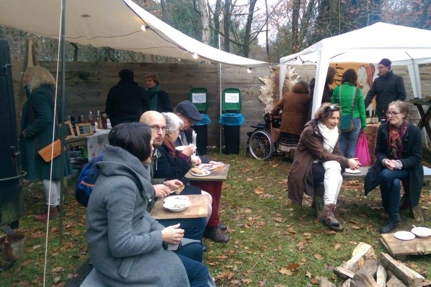 MergenMetz – Winterse Sferen – eet smakelijk
