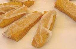 Lardo di Collonata - polenta met lardo.jpg