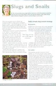 GardenOrganic - slakken pag 1