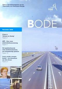 Lijdensweg SDE-subsidie Bode november 2008
