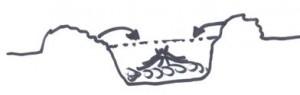 asperge tekening 2