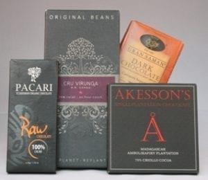 De beste chocolade - eko pakket