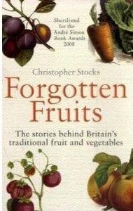 brown goldring - boek forgotten fruits