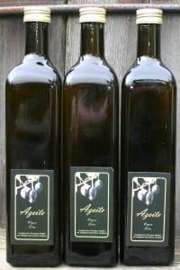 olijfolie - 3 flessen naast elkaar 400x600