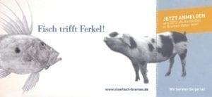 Eten bij 't Ailand - Fisch trifft Ferkel