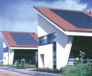 Afbeelding Monier zonne-dakpannen