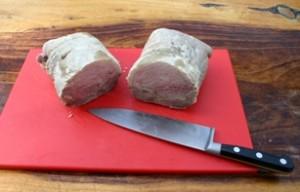 Gekookt hamvlees - ontwikkeld 1