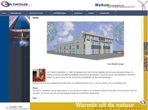 Van Tintelen Website