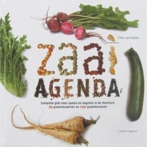 zaaiagenda cover