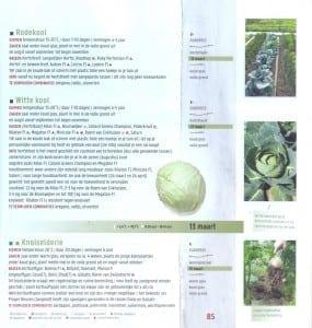 zaaiagenda pagina 85