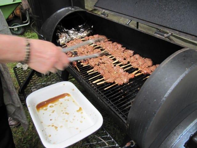 Barbecoa 22 – barbecueën