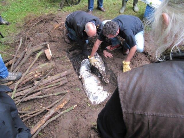 Barbecoa 27 – daar is het schaap en de geitenbout