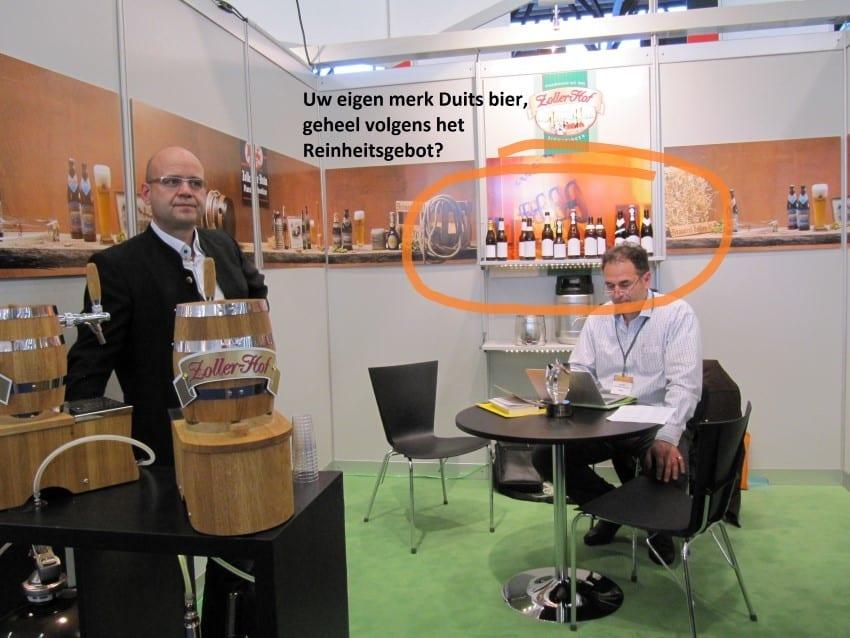 PLMA 2014 Duits bier van elk merk