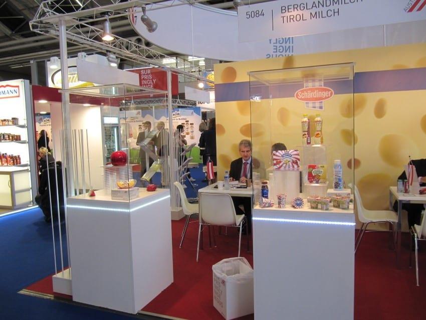 PLMA 2014 Edammer kaas uit Oostenrijk