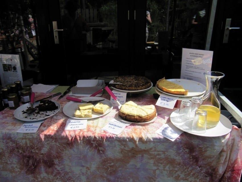Taarten van Amélie Bakt Taarten