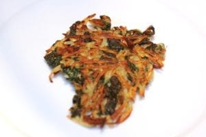 Aardappel-knopkruid koekjes 4