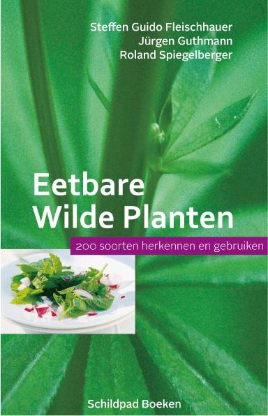 Cover Eetbare Wilde Planten