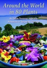 Stephen Barstow - Around the world in 80 plants 200x288