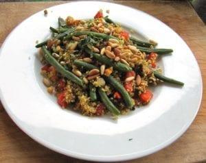 couscous met sperziebonen - 2