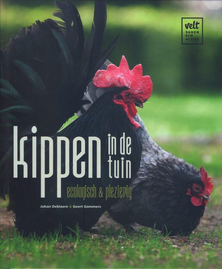 Kippen in de tuin - cover (Custom)
