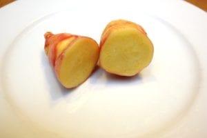 Koken met knolcapucien of mashua [2]