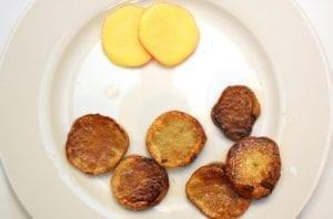 Koken met knolcapucien of mashua [3]