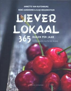 Liever Lokaal - cover