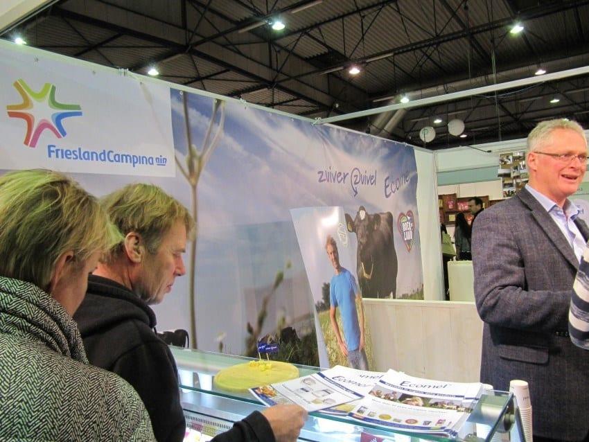Bio Beurs 2015 – Friesland Campina