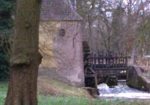 Watermolen bij Kasteel Hackfort