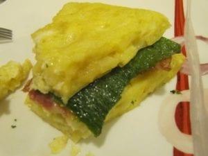 Uit eten in Spanje - Donostia - pintxo 5