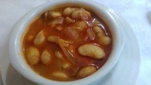 Uit eten in Spanje - segovia - judiones