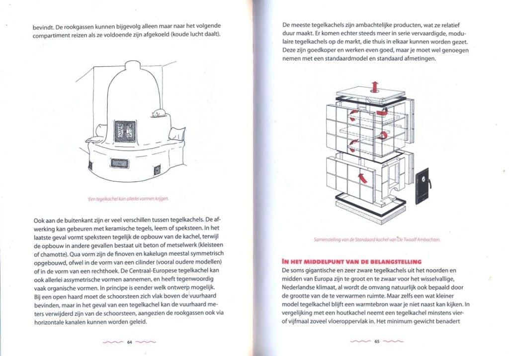 Twee bladzijden uit het boek.