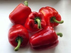 Rode paprika, 2008, door Matti Paavonen, Wiki Commons
