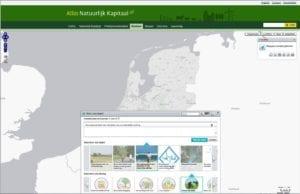 Atlas van het Natuurlijk Kapitaal - selectie 1