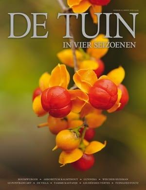 De Tuin in Vier Seizoenen - cover herfst 2015