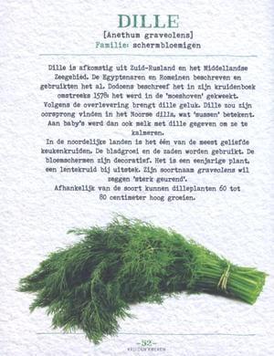 Kruiden - Claus - dille