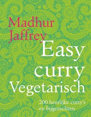 Easy curry vegetarisch - cover