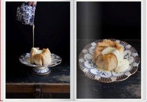 Pride and Pudding - twee paginaas 1