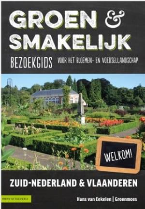 Groen en Smakelijk Zuid Nederland en Vlaanderen - cover