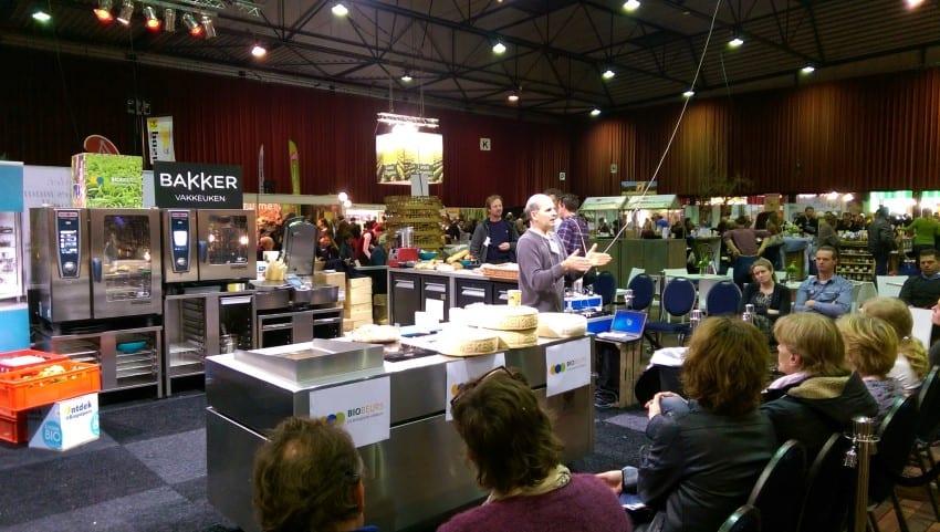 Bio Beurs 2016 – Jan Dirk van der Voort