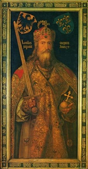 Karel de Griote van Albrecht Dürer