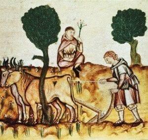 Middeleeuwse landbouw
